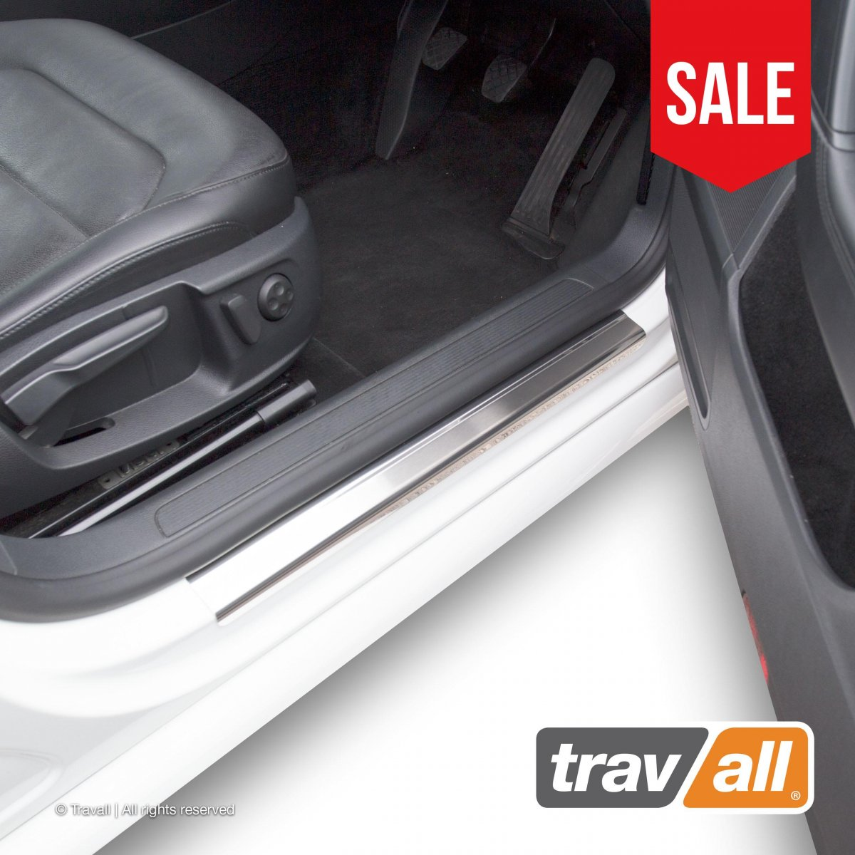 Travall® Sillguards for Volkswagen Passat Alltrack (2012-2015) / Estate/Saloon (2005-2015)