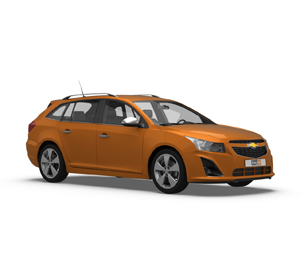 Cruze Station Wagon 2012 - 2014