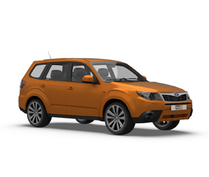 Forester SH 2010 - 2012