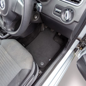 Travall® MATS [RHD] für Volkswagen UP! 3/5 Door (2011 - )